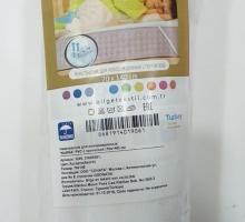 """Наматрасник для новорожденных """"KARNA"""" PVC с пропиткой (70x140) см"""