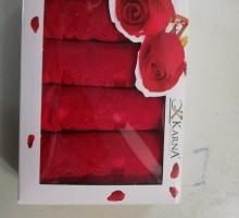 """Полотенце махровое """"KARNA"""" STOK 30х50 см 1/4"""